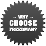 Why choose Freedman Auto Service
